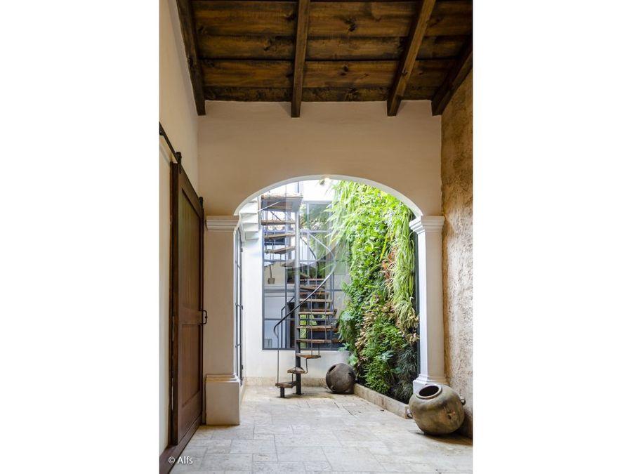 casa en renta velvet antigua guatemala