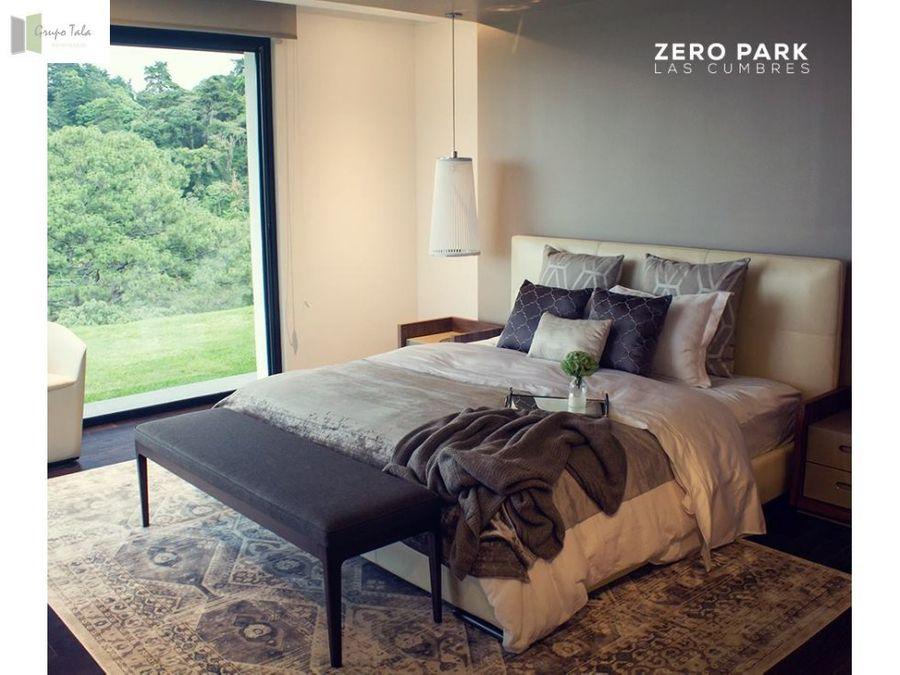 casa en venta zona 16 zero park