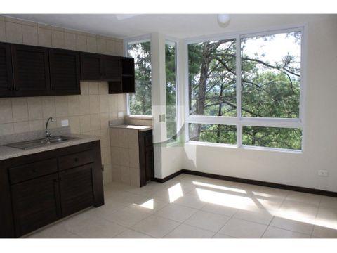 apartamento en renta zona 16 residenciales san carlos