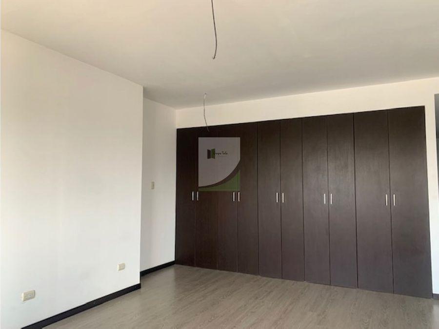 apartamento en venta zona 10 neo