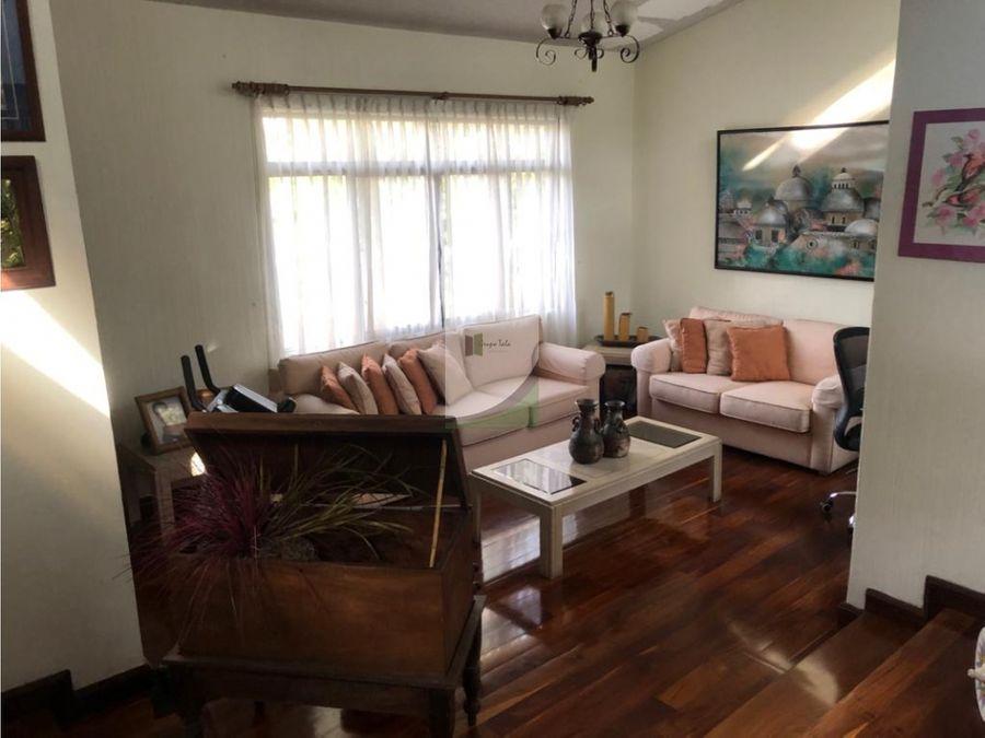 casa en venta zona 3 de mixco residenciales roosevelt