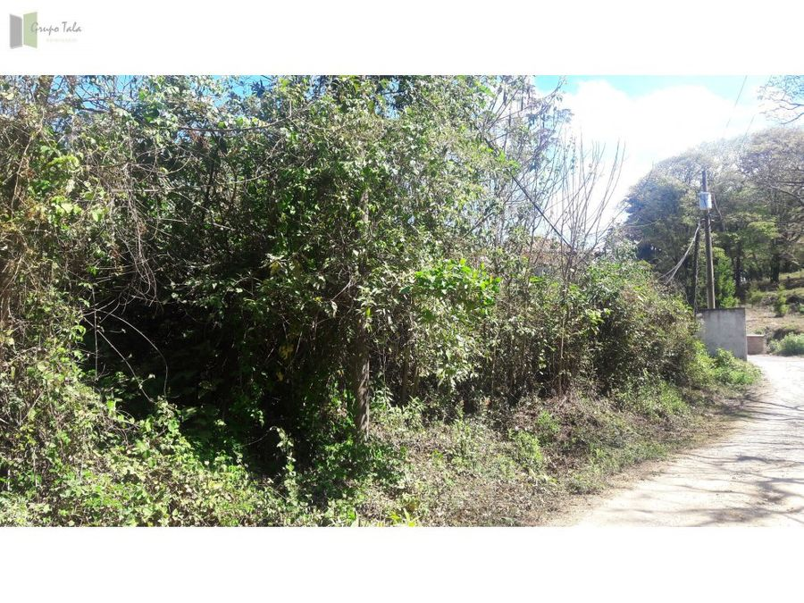 terreno en venta santa catarina pinula miraloma