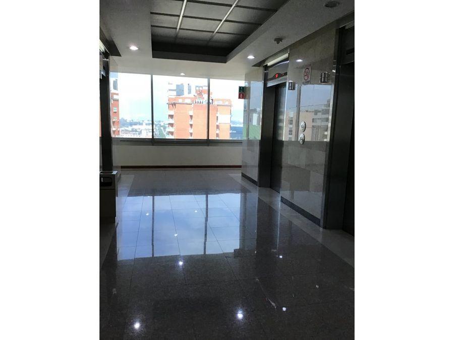 oficina en renta zona 10 paseo plaza