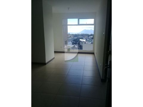 apartamento en renta zona 7 edificio portico