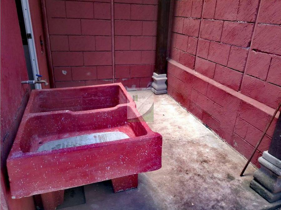 casa en venta zona 4 de villa nueva prados de castilla