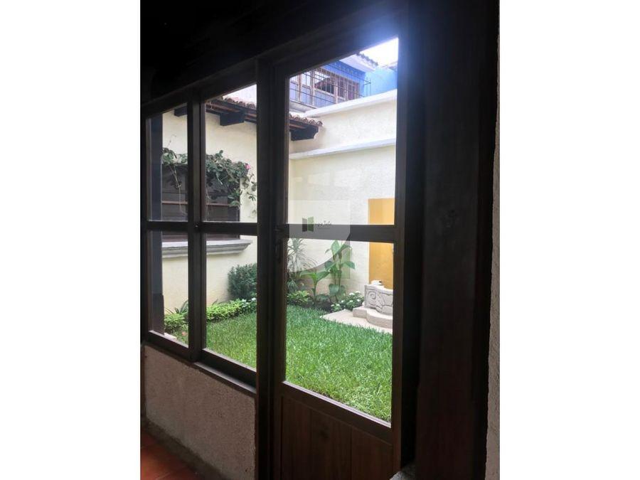 casa en venta bella vista jocotenango