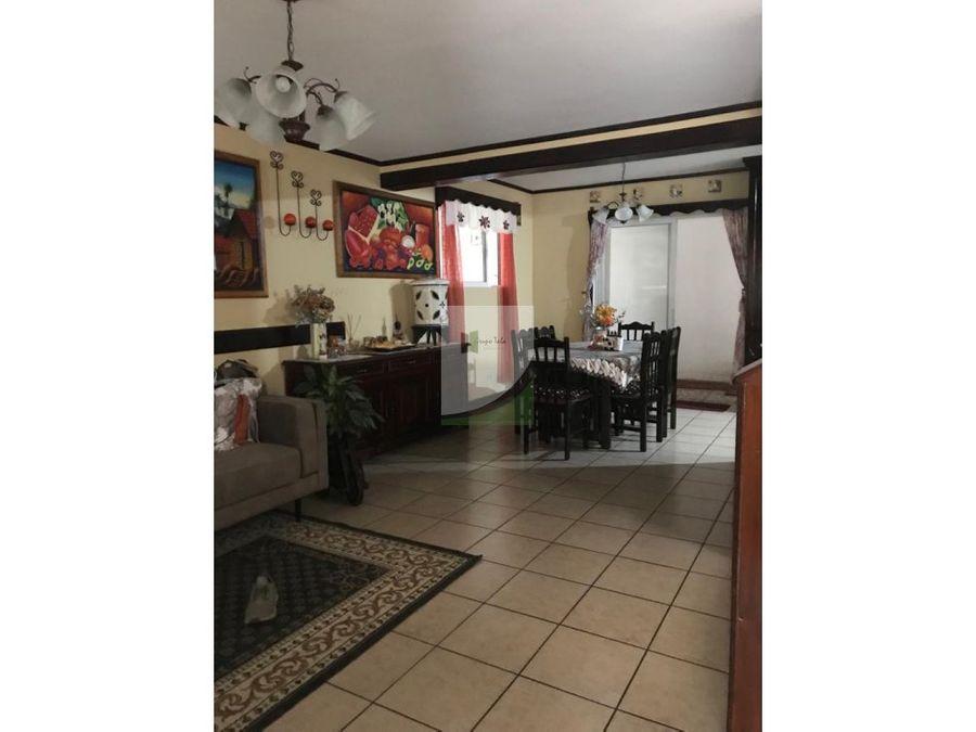casa en venta jardines de san martin chimaltenango