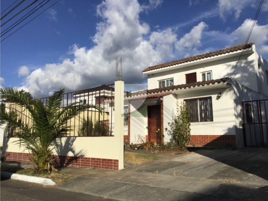 casa en venta san jose pinula residenciales montecristo
