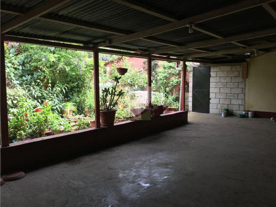 casa en renta chimaltenango