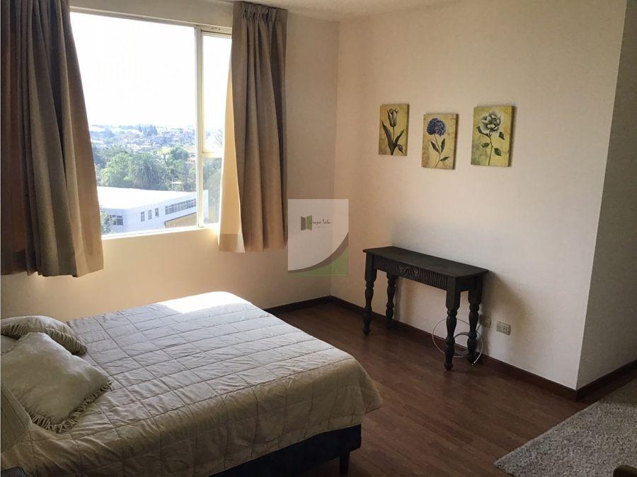 apartamento en venta zona 13 mirador de elgin