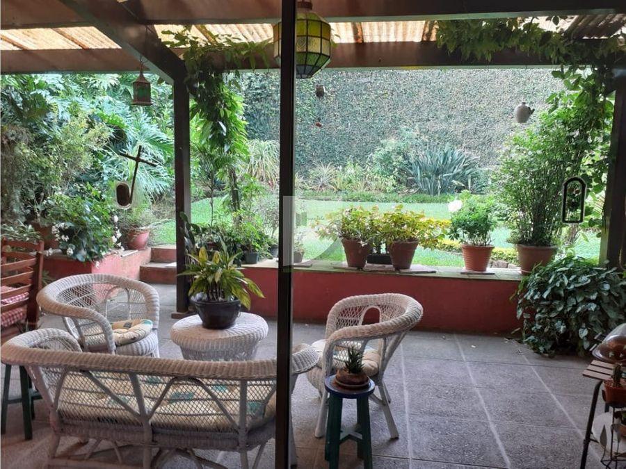 casa en venta zona 12 villa sol