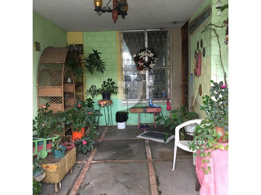 casa en venta zona 3 de mixco villa verde