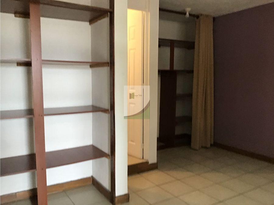 apartamentos en renta zona 12 la reformita