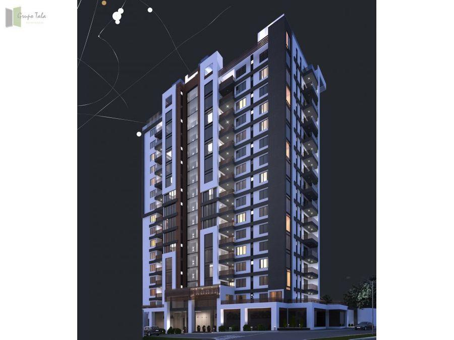 apartamento en venta zona 14 ikonia