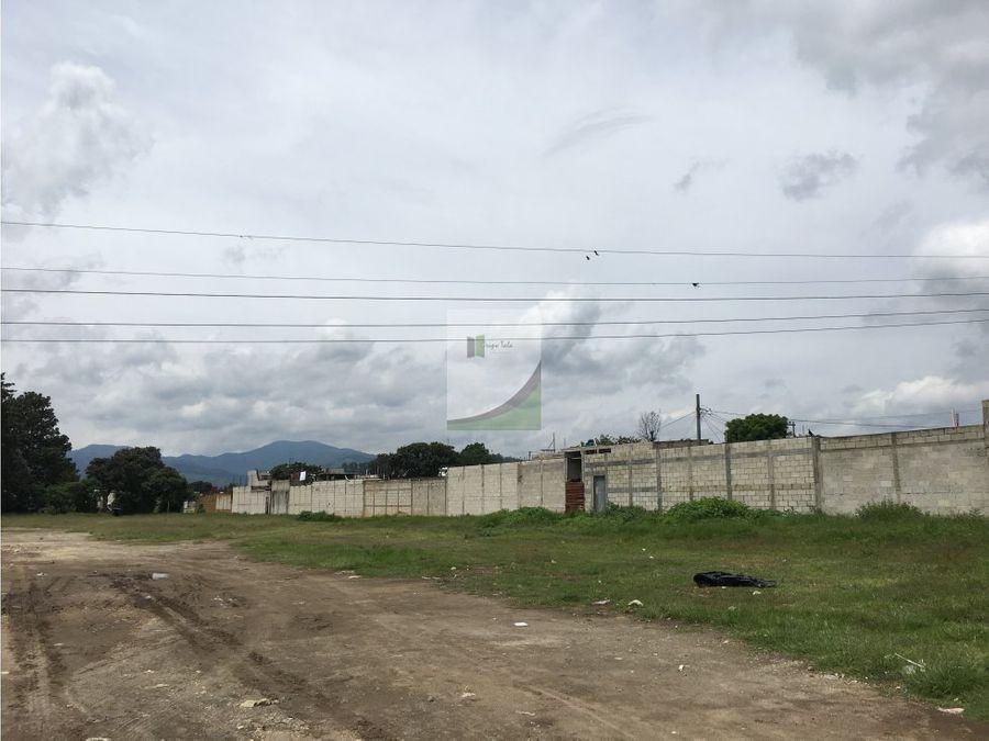 terreno en renta chimaltenango