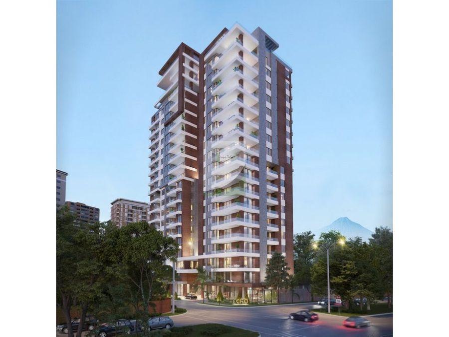 apartamentos en venta zona 14 echo