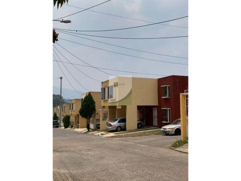 casa en venta villa nueva villa romana