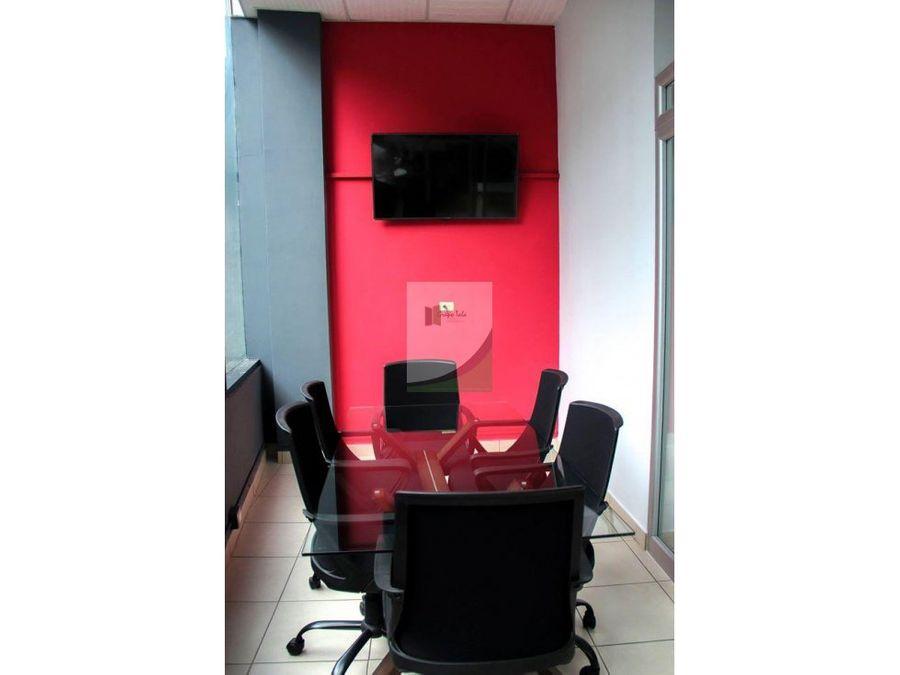 oficinas en renta zona 10 edificio interamericas
