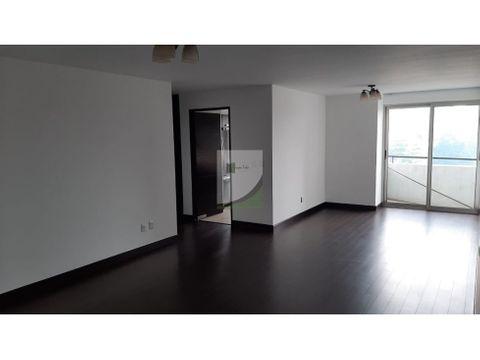 apartamento en renta zona 14 attica i
