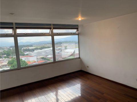 apartamento en venta zona 13 edificio torrenova