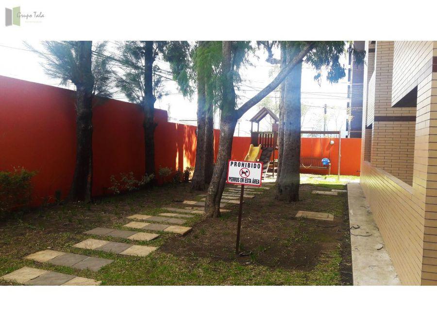 apartamento en zona 11 jardines de las charcas