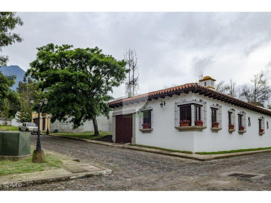 casa en venta antigua emiliana
