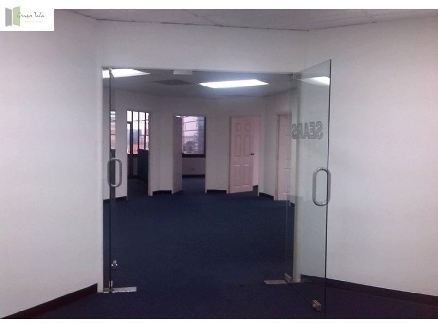 oficinas en renta zona 10 murano center