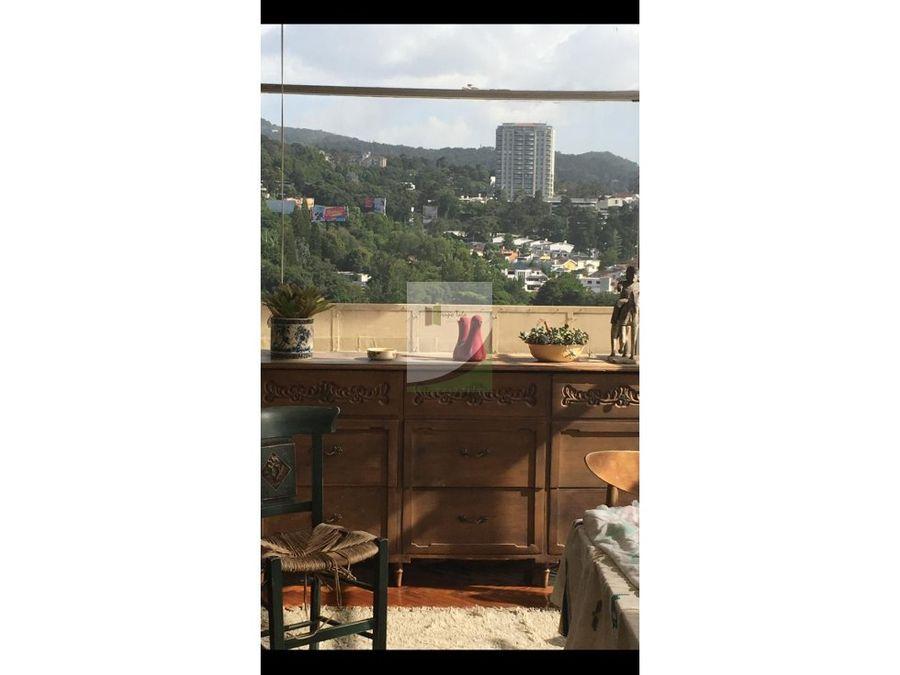 penthouse en venta zona 15 convista