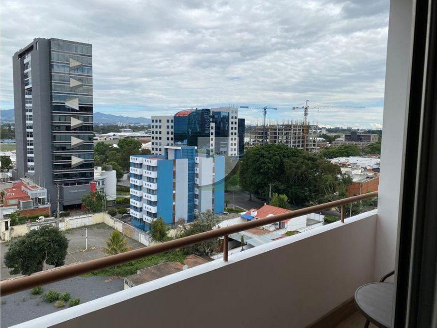 apartamento en renta zona 13 casa americas