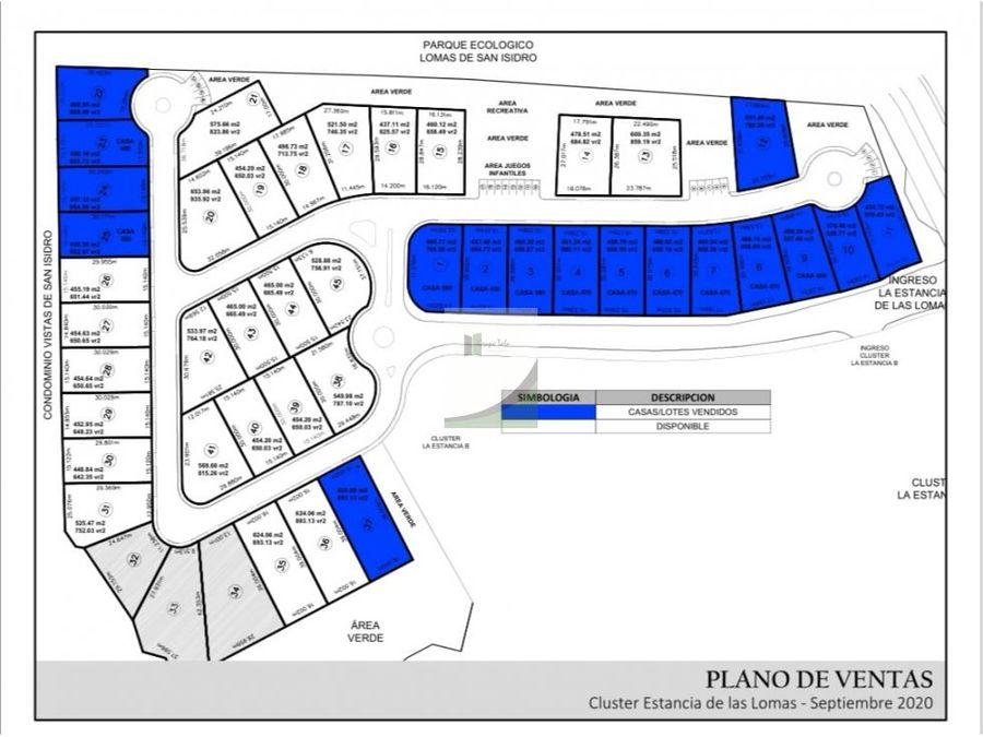 terreno en venta zona 16 estancia de las lomas