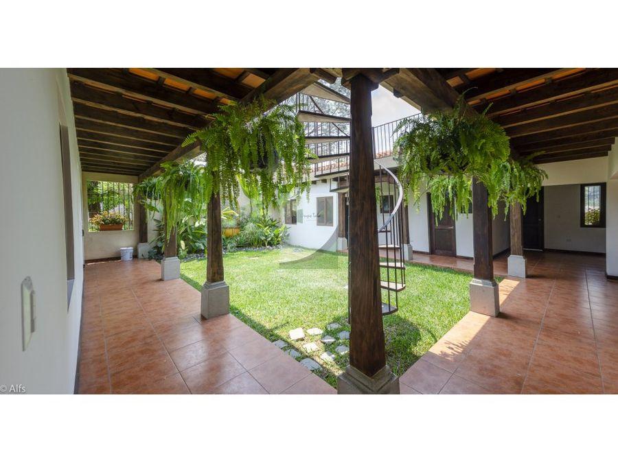casa en venta antigua amazona
