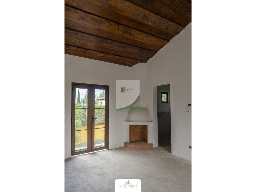 casa en venta antigua dona victoria