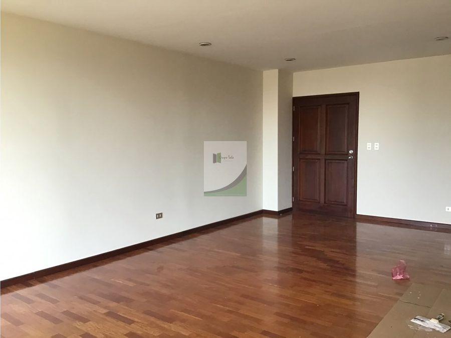 apartamento en renta zona 13 cobira