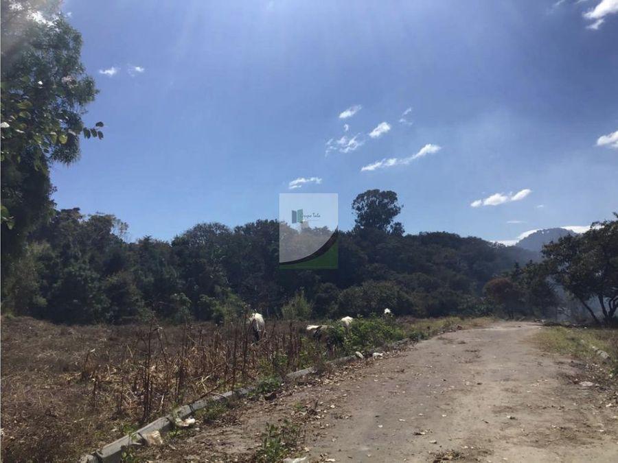 terreno en venta los alamos san miguel petapa
