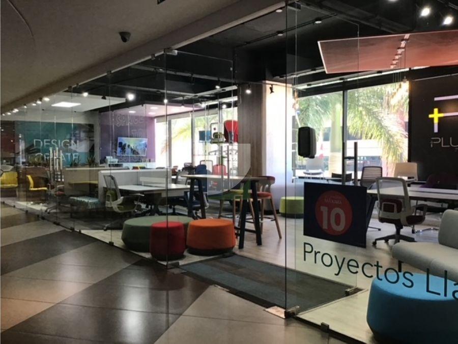 local en renta zona 10 edificio design center