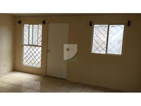 casa en venta villa nueva condominio el frutal 5