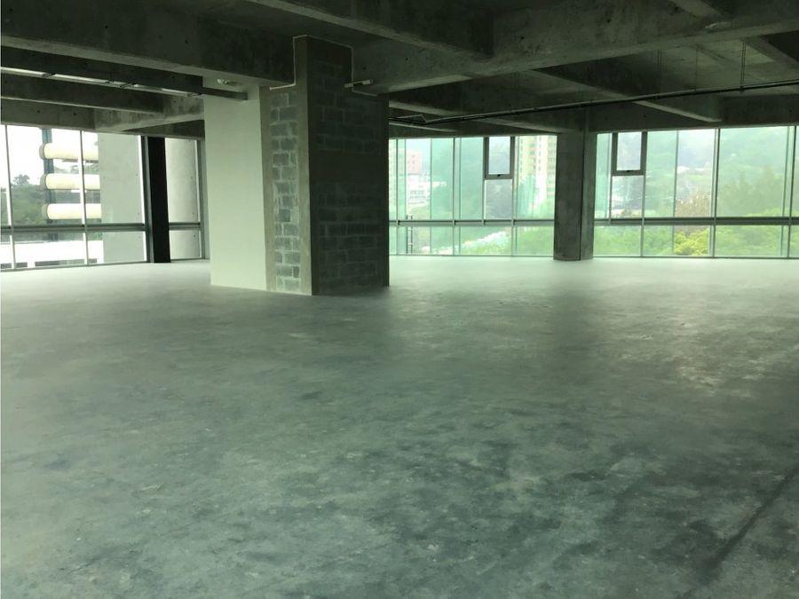 oficina en renta zona 15 edificio insigne