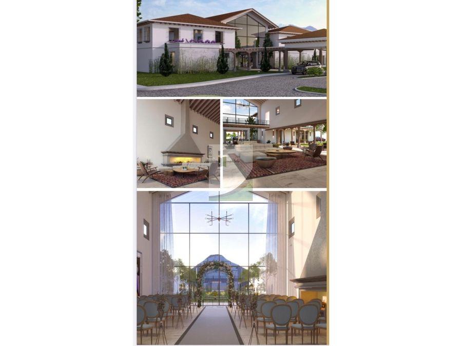 terreno en venta los franciscanos club residencial
