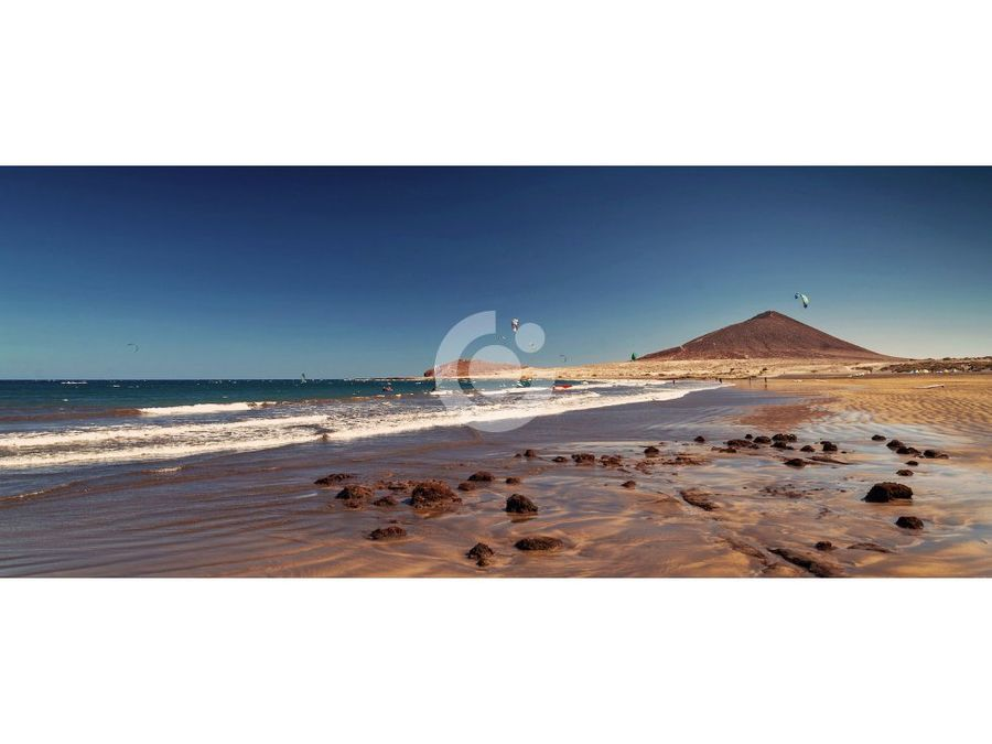 espectacular adosado en complejo medano beach