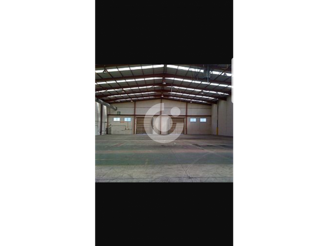 nave industrial chafiras