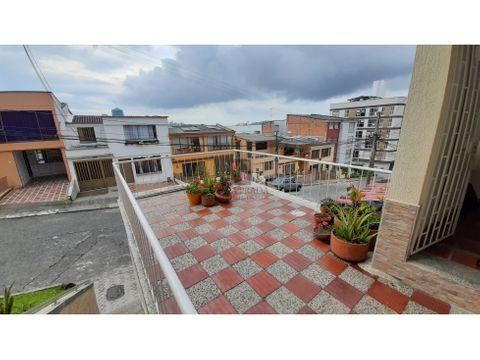 venta casa con renta colseguros manizales