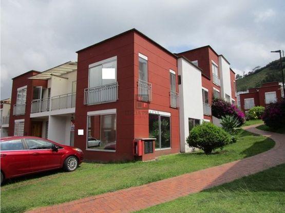 alquiler casa conjunto sector san marcelmanizales