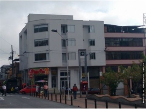 venta edificio centro manizales