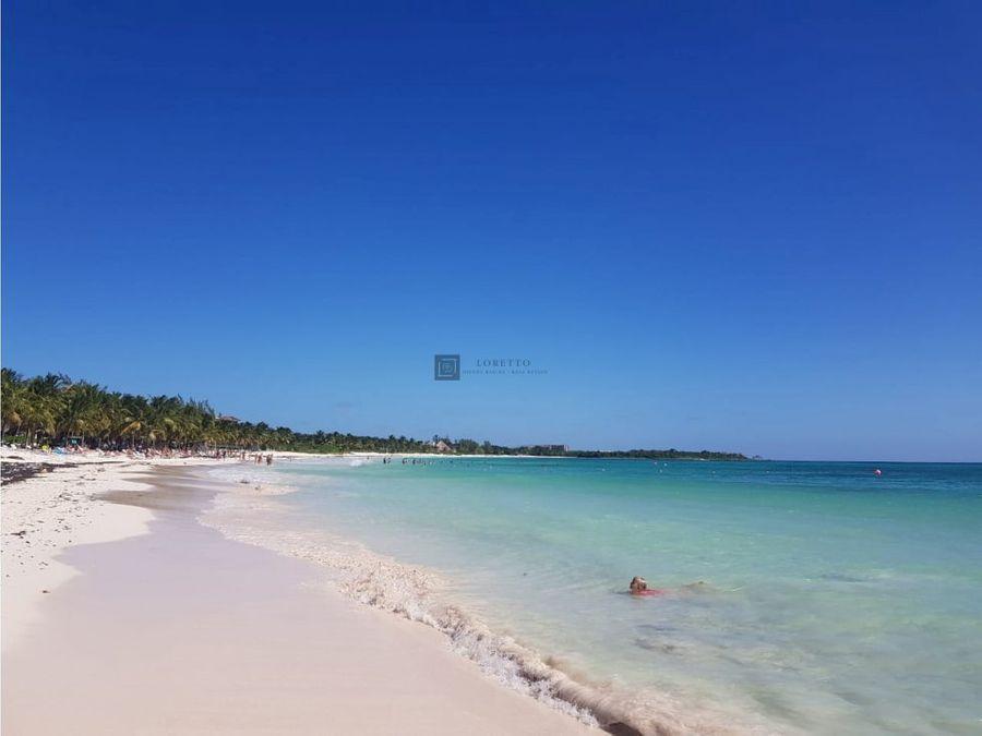 lotes residenciales en playa xpu ha solidaridad