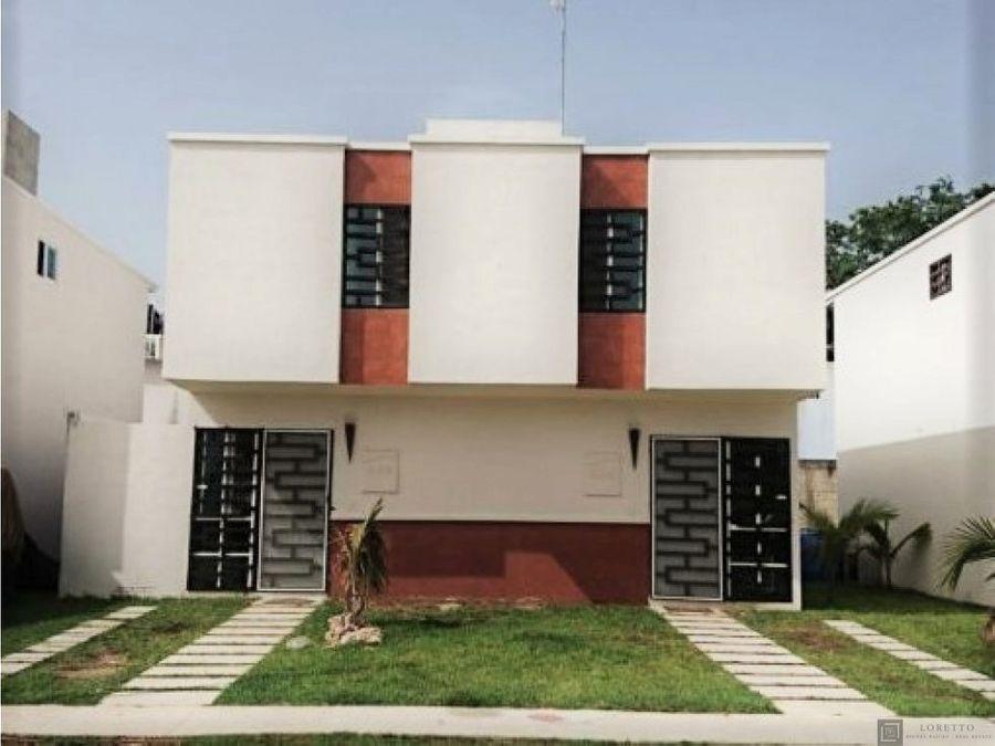 linda casa en renta 2 recamaras amueblada