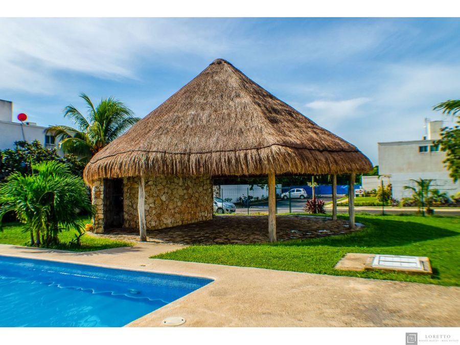 oportunidad casa 3 recamaras en playa del carmen