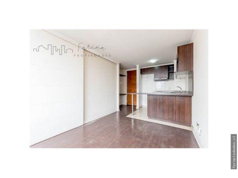 se arrienda departamento 1 dormitorio 1 banobodega santiago centro