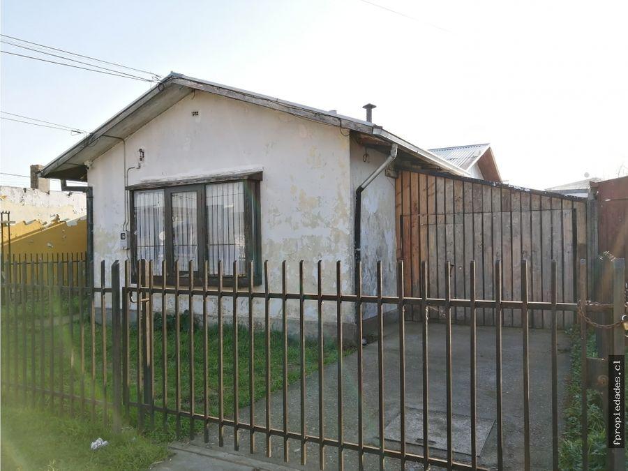 en venta casa en valdivia