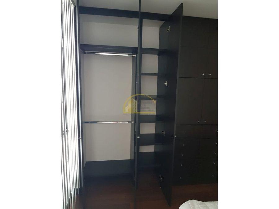 apartamento amoblado en arriendoventa mocawa