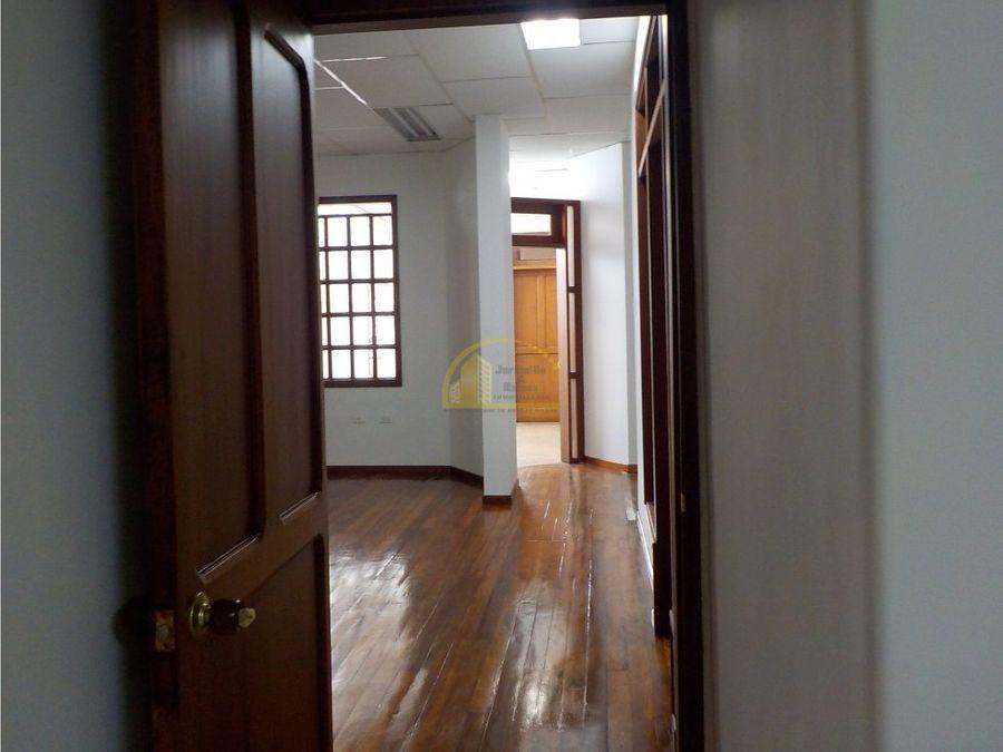 oficina en arriendo centro de armenia